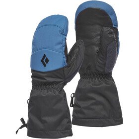 Black Diamond Recon Mittens, blå/sort
